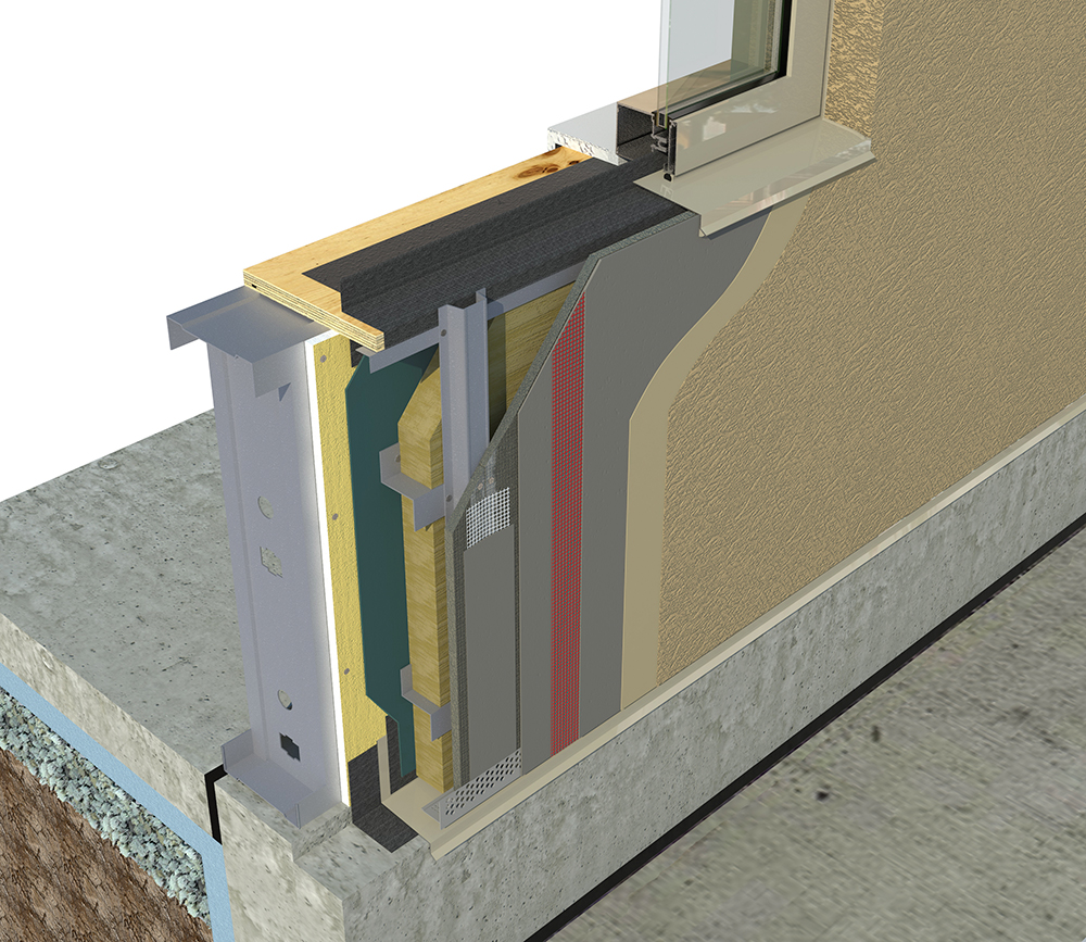 CAVITY WALL SYSTEMS