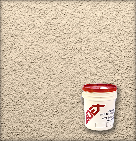 Granular finish coat