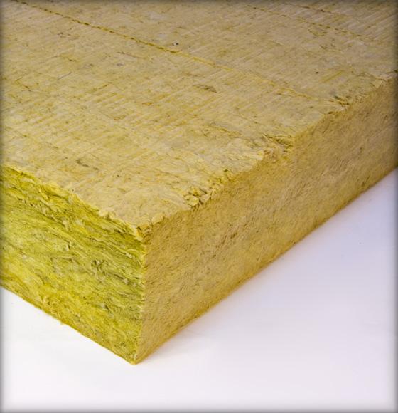 Mineral fiber insulation board